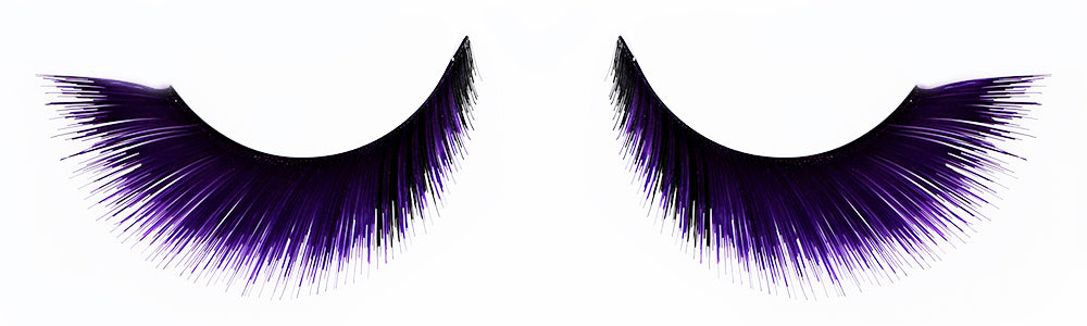 CL-C409 Feathered Dark Purple Ombre