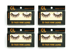 Load image into Gallery viewer, CL 3D Faux Mink Lashes #11 (4 Pack)