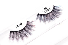 Load image into Gallery viewer, CL 3D Faux Mink Lashes #13 (4 Pack)