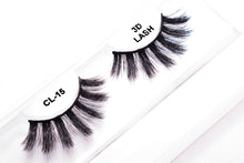 Load image into Gallery viewer, CL 3D Faux Mink Lashes #15 (4 Pack)