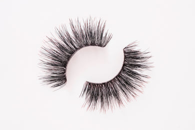 CL 3D Human Hair Lashes #17 (4 Pack)