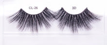 Load image into Gallery viewer, CL 3D Max Faux Mink Lashes #26 (4 Pack)