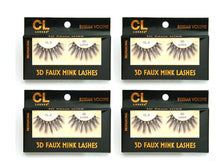 Load image into Gallery viewer, CL 3D Faux Mink Lashes #2 (4 Pack)