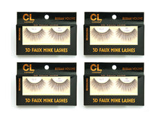 Load image into Gallery viewer, CL 3D Faux Mink Lashes #7 (4 Pack)