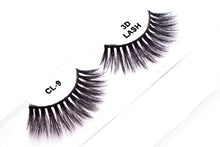 Load image into Gallery viewer, CL 3D Faux Mink Lashes #9 (4 Pack)