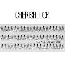Load image into Gallery viewer, Cherishlook Eyelash #(Knot Free) Flare Long (10 Pack) ($1.59 per pack)
