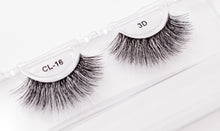 Load image into Gallery viewer, CL 3D Human Hair Lashes #16 (4 Pack)