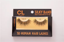 Load image into Gallery viewer, CL 3D Human Hair Lashes #19 (4 Pack)