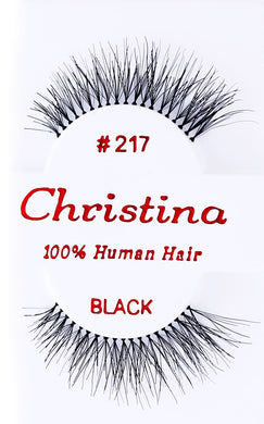 Christina Eyelash #217 (12 pack)
