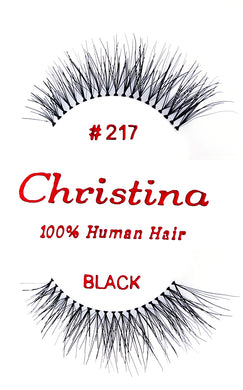 Christina Eyelash #217 (60 pack)
