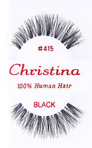 Christina Eyelash #415 (12 pack)