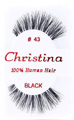 Christina Eyelash #43 (12 pack)