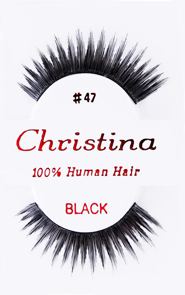 Christina Eyelash #47 (12 Pack)