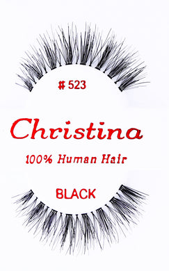 Christina Eyelash #523 (12 pack)