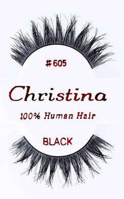 Christina Eyelash #605 (12 pack)