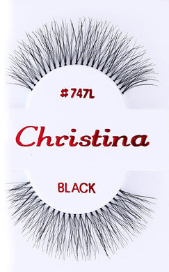 Christina Eyelash #747L (12 Pack)
