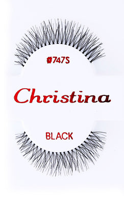 Christina Eyelash #747S (12 Pack)