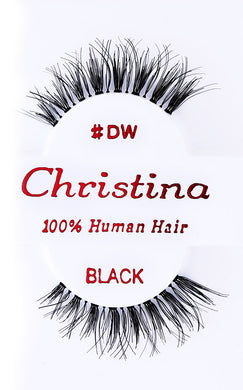 Christina Eyelash #DW (12 pack)