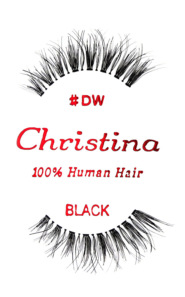 Christina Eyelash #DW (60 pack)