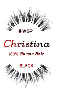 Christina Eyelash #WSP (60 pack)