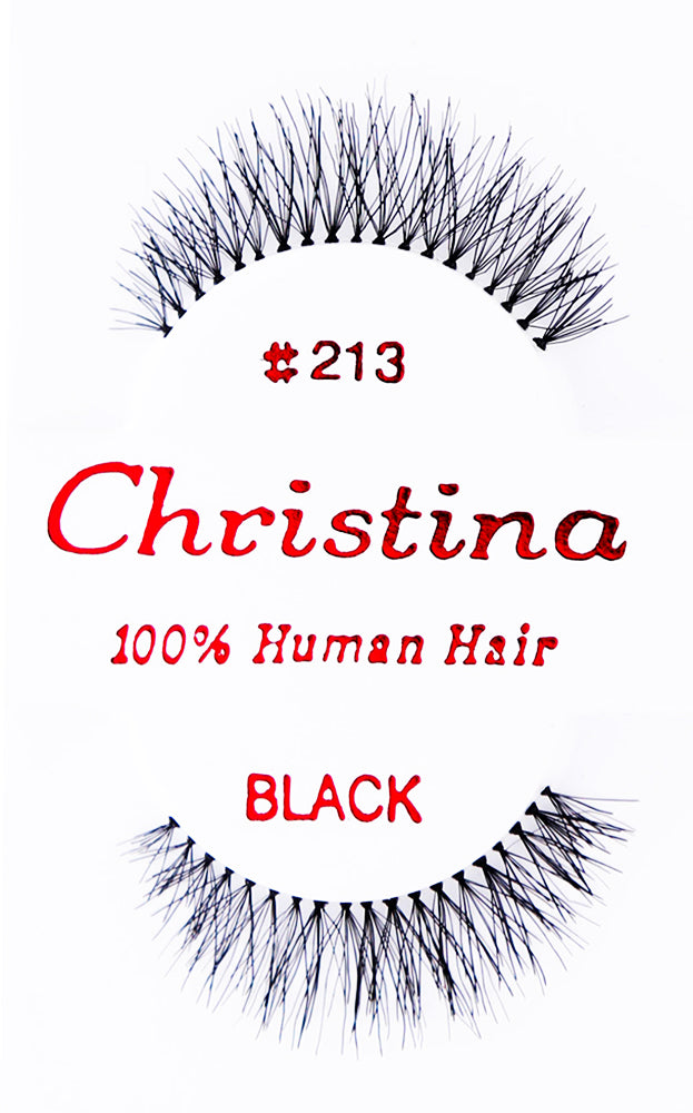 Christina Eyelash #213 (12 pack)