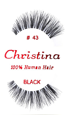 Christina Eyelash #43 (60 pack)