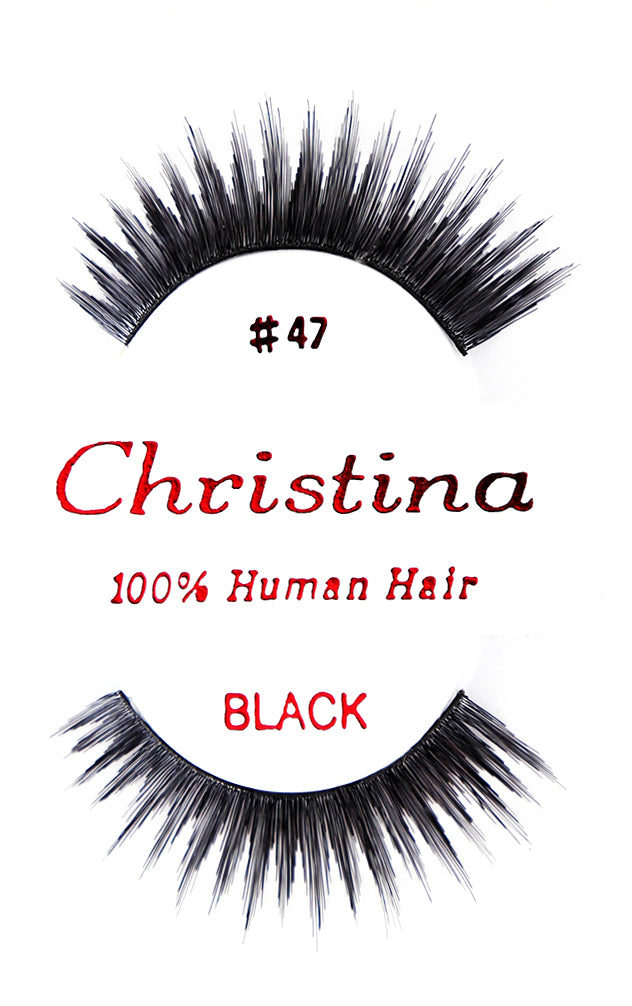 Christina Eyelash #47 (60 pack)
