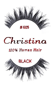 Christina Eyelash #605 (60 pack)