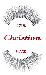 Christina Eyelash #747L (60 Pack)