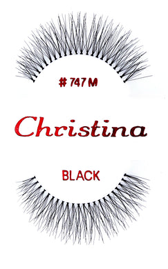 Christina Eyelash #747M (12 Pack)