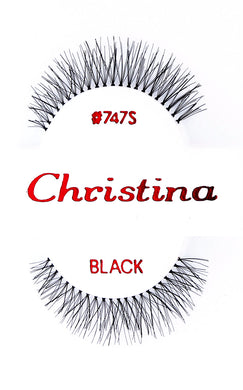 Christina Eyelash #747S (60 Pack)