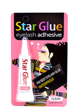 Load image into Gallery viewer, Star Glue eyelash adhesive (Clear) 7g - (3packs)