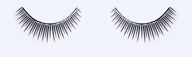 CL-SD Glitter on Thick Accent Eyelashes