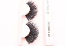 Load image into Gallery viewer, Cherishlook 3D MINK Hair #US Route 99 (3 Packs) ($4.99 per pair)
