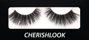 Cherishlook 3D MINK Hair #US Route 80 (3 Packs) ($4.99 per pair)