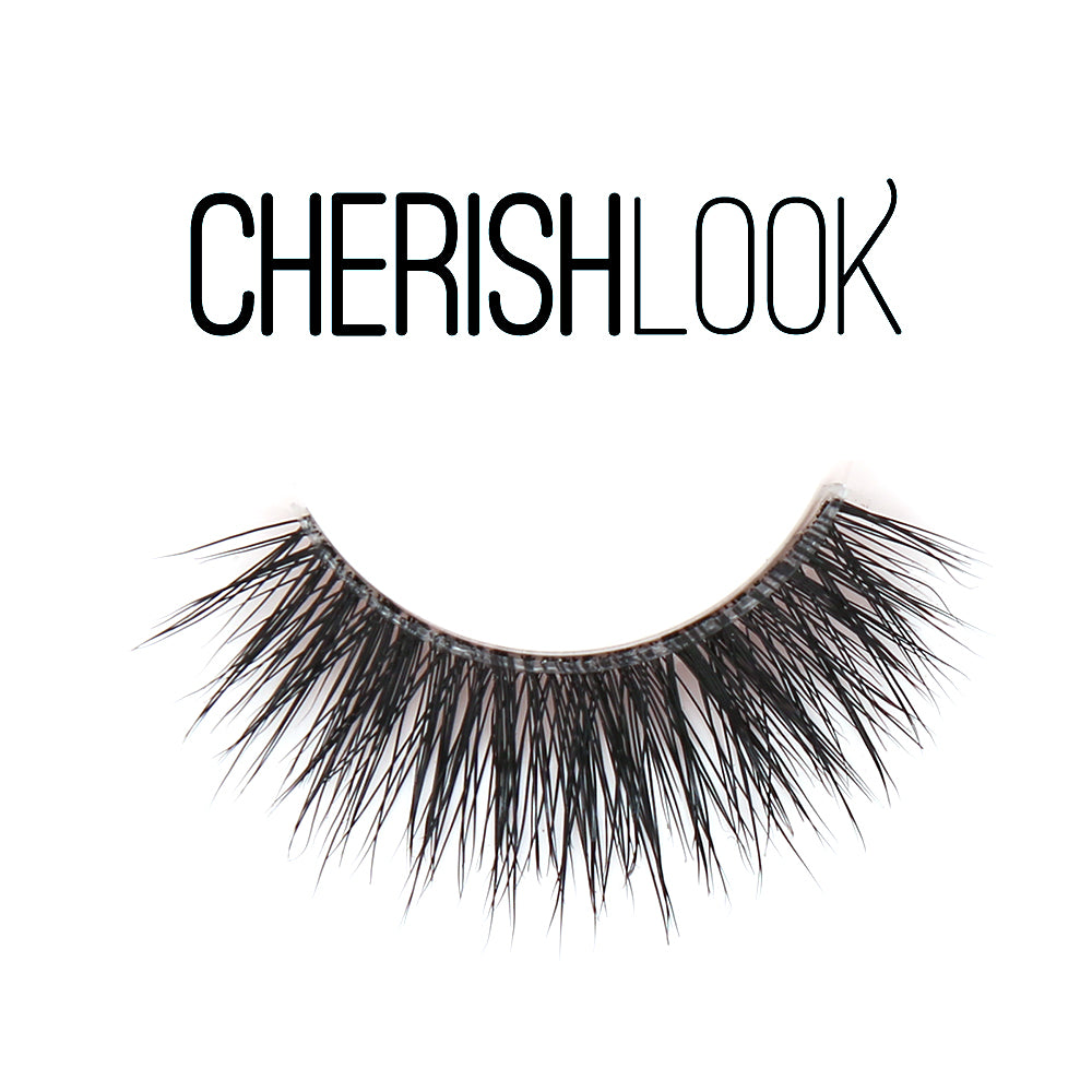 Cherishlook 3D MINK Hair #US Route 50 (3 Packs) ($4.99 per pair)