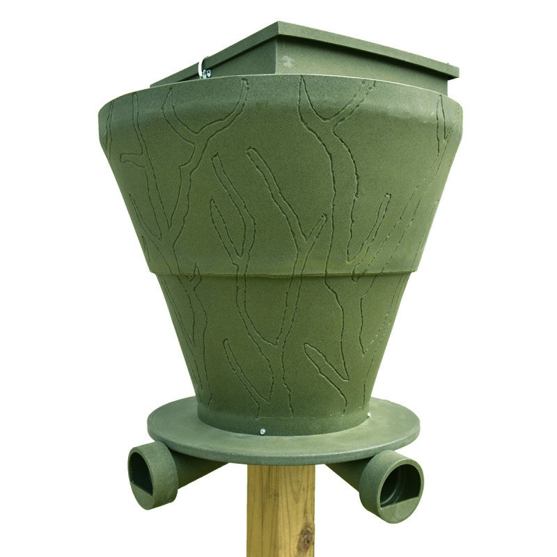 Banks Outdoors Feed Bank 600 Gravity Deer Feeder