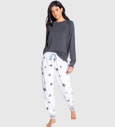 PJ Salvage Wishin' On A Star Cozy PJ Set (Star Pant)