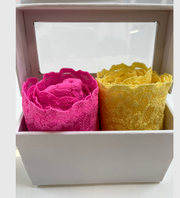 Hanky Panky Low Rise - Gift Box Pink & Yellow