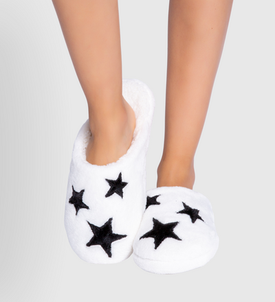 PJ Salvage Stars Slippers