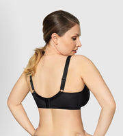 Corin Virginia Spacer T-Shirt Bra - Black