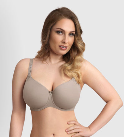 Corin Virginia Spacer T-Shirt Bra - Cappuccino