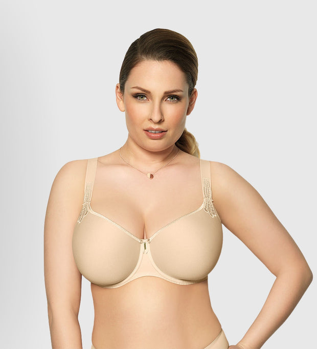 Corin Virginia Spacer T-Shirt Bra - Nude