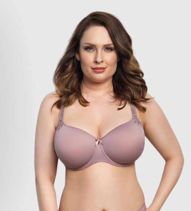 Corin Virginia Spacer T-Shirt Bra - Cookie Pink