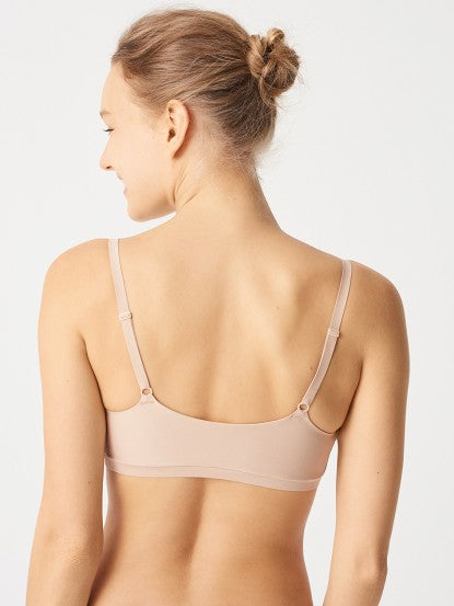 Chantelle SoftStretch Scoop Padded Bralette