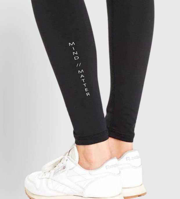 good hYOUman Mind/Matter Leggings