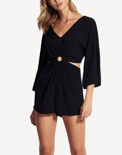 Seafolly Get Away Romper