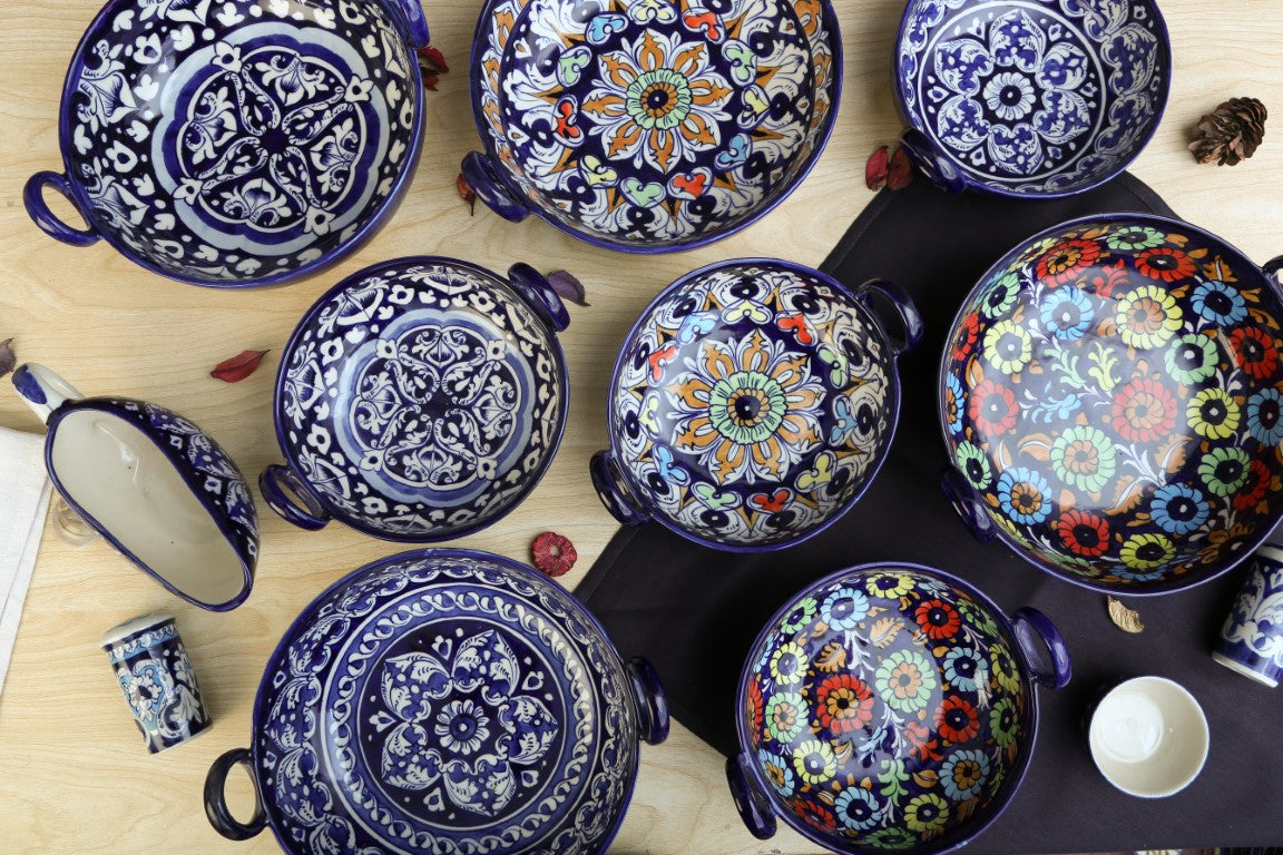 Karahies Ceramic Dishes