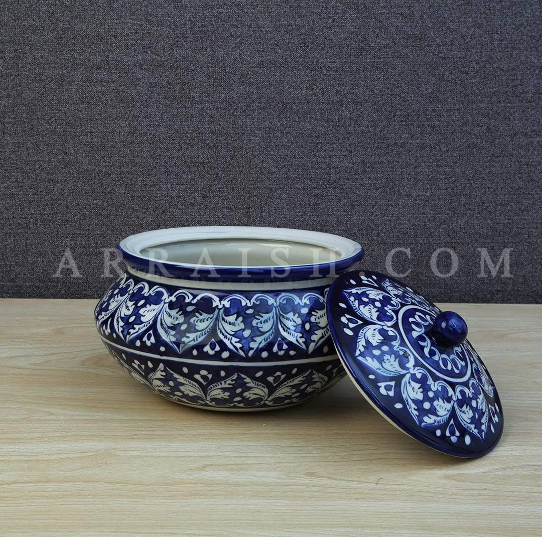 Ceramics Blue Felicity Large Handi