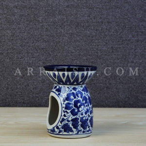 Ceramics Serina Blue Aromatic Warmer
